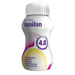 RENILON 4.0 125 ML 48 BOTELLA ALBARICOQUE