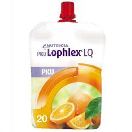 PKU LOPHLEX LQ 20 125 ML 30 BOLSA NARANJA
