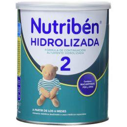 NUTRIBEN HIDROLIZADA 2 400 G 6 BOTES NEUTRO