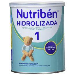NUTRIBEN HIDROLIZADA 1 400 G 6 BOTES NEUTRO