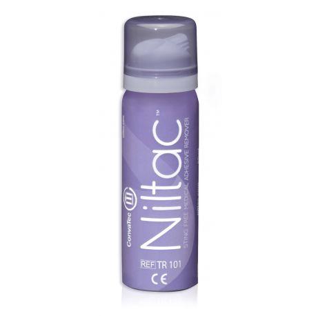 NILTAC RETIRADA ADH MEDICOS AEROSOL OSTOMIA SPRAY 50 ML