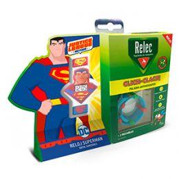 RELEC PULSERA MUÑECO SUPERMAN