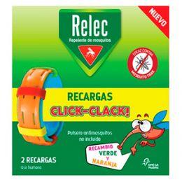 RELEC PULSERA NIÑOS RECARGAS