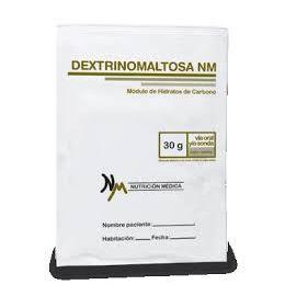 DEXTRINOMALTOSA NM 100 SOBRES DE 30 GRAMOS NEUTRO