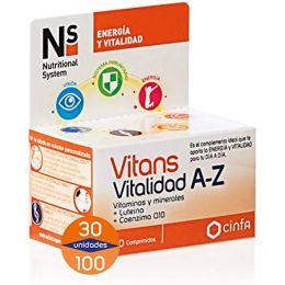 NS VITANS VITALIDAD A-Z 100C