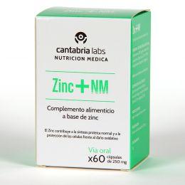 ZINC+NM 60 CAPSULAS