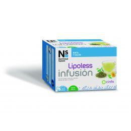 NS LIPOLESS INFUSION 20 SOBRES