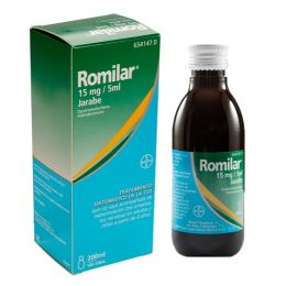 ROMILAR 3 MG/ML JARABE 200 ML