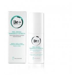 BE+ REGULADORA MATIFICANTE EMULSION PIEL GRASA TENDENCIA ACNEICA 50 ML