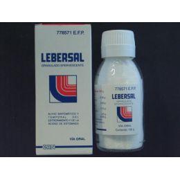 LEBERSAL GRANULADO EFERVESCENTE 100 G