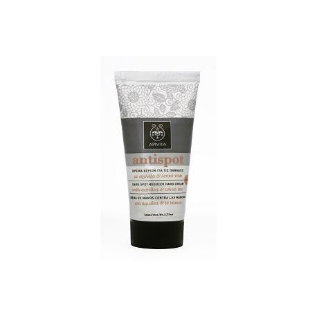 APIVITA CREMA ANTIMANCHAS MANOS 50ML