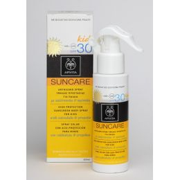 APIVITA SPRAY SOLAR NIÑOS SPF30 125ML