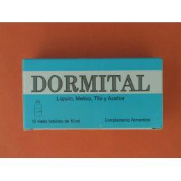 DORMITAL 10 VIALES