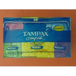 TAMPAX COMPACK MULTIPLUS 32