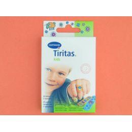TIRITAS KIDS APOSITO ADHESIVO 2 TAMAÑOS 20 U
