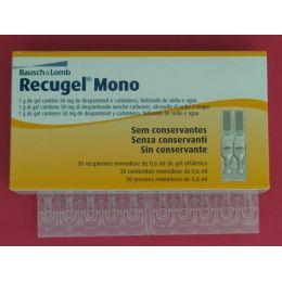 RECUGEL MONO 30 X 0,6 ML
