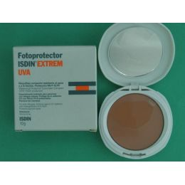 FOTOPROTECTOR ISDIN COMPACT SPF-50+ MAQUILLAJE COMPACTO OIL-FREE BRONCE 10 G