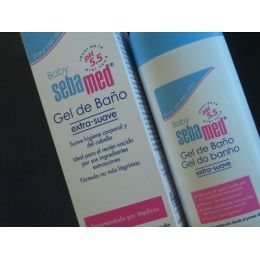 SEBAMED BABY GEL EXTRASUAVE 200 ML