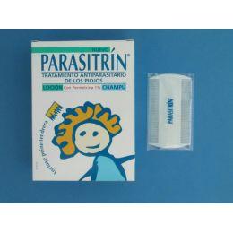 PARASITRIN CON PERMETRINA LOCION + CHAMPU ANTIPIOJOS 140 ML