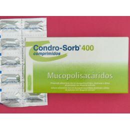CONDROSORB 400 CS COMPRIMIDOS 30 COMP