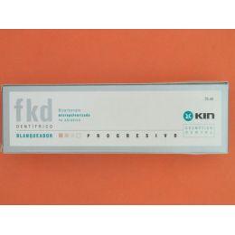 FKD DENTIFRICO BLANQUEADOR 75 ML