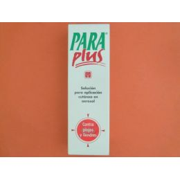 PARA PLUS SPRAY ANTIPIOJOS 135 ML