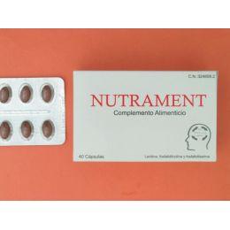 NUTRAMENT 30 CAPS