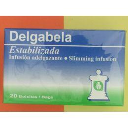 DELGABELA ESTABILIZADA 20 BOLSITAS