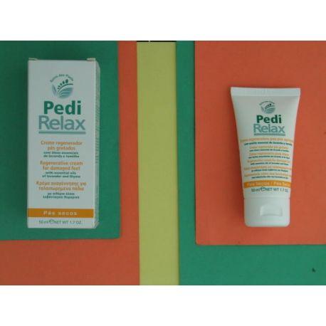PEDI RELAX CREMA REGENERADORA PIES AGRIETADOS 50 ML