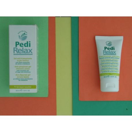 PEDI RELAX GEL ANTITRANSPIRANTE 50 ML
