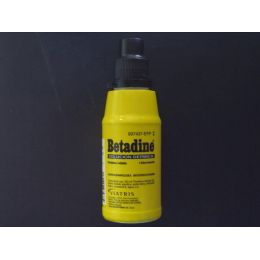 BETADINE 100 MG/ML SOLUCION TOPICA 1 FRASCO 125 ML