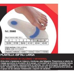 PLANTILLAS SIFTAL HYDROGEL VARISAN LARGA 39/40 T-2