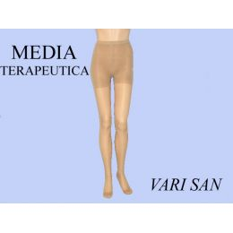 PANTY COMP NORMAL 140 DEN VARISAN BEIGE CALIBRADO T-5