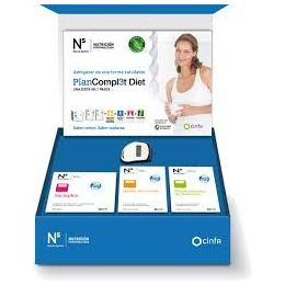 N+S PLAN COMPLET DIET PACK 3 PASOS