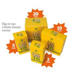 GLUC UP LIMON 15GX20STICKS30ML