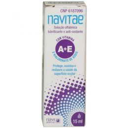 NAVITAE SOL OFT 15 ML