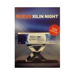 XILIN NIGHT UNGUENTO LUBRICANTE 5 GRAMOS