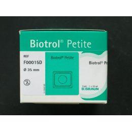 BOLSAS COLOST RES SINT FIL B. BRAUN PETITE 35 MM 30 U