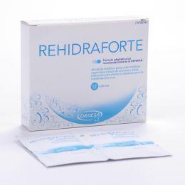 REHIDRAFORTE 4.67 G 12 SOBRES