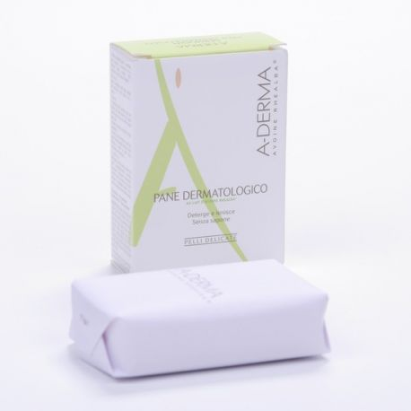 A-DERMA DERMOPAN EXTO AVENA 100 G PASTILLA