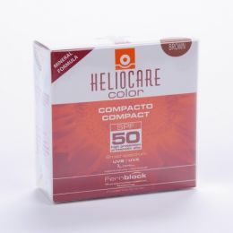 HELIOCARE COMPACT BRONW  SPF50
