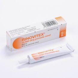 RINOVITEX 12500 UI/G POMADA NASAL 10 G