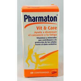 PHARMATON VIT & CARE 60 COMP