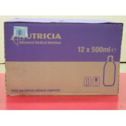 NUTRISON ENERGY 500 ML 12 BOTELLA NEUTRO