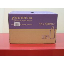 NUTRISON MULTIFIBRE 500 ML 12 BOTELLA NEUTRO