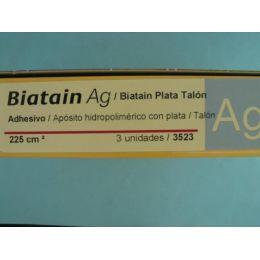 BIATAIN AG ADHESIVE TALON APOSITO ESTERIL 3 U