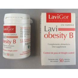 LAVI OBESITY B 50 CAPS