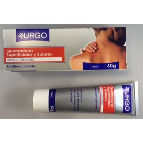 URGO QUEMADURAS CREMA 60 G