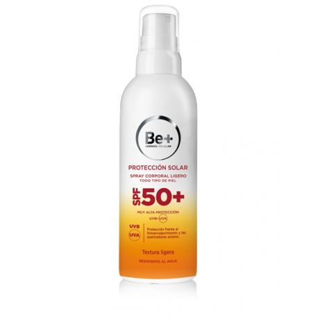 Be+ FP FLUIDO CORPORAL 50 +200 ml SPRAY