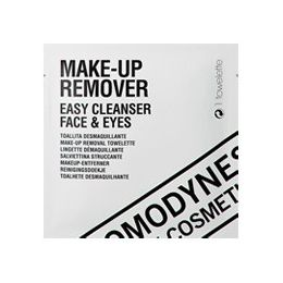 COMODYNES EASY CLEANSER FACE & EYES MAKE UP REMOVER 8 TOALLITAS
